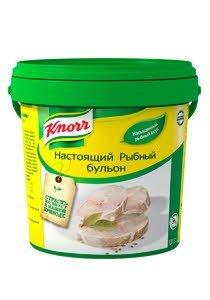KNORR Настоящий рыбный бульон Сухая смесь (750г) -
