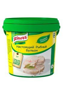 KNORR Настоящий рыбный бульон (0,75кг)
