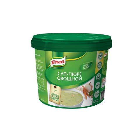 KNORR Суп-пюре овощной (1,6кг)