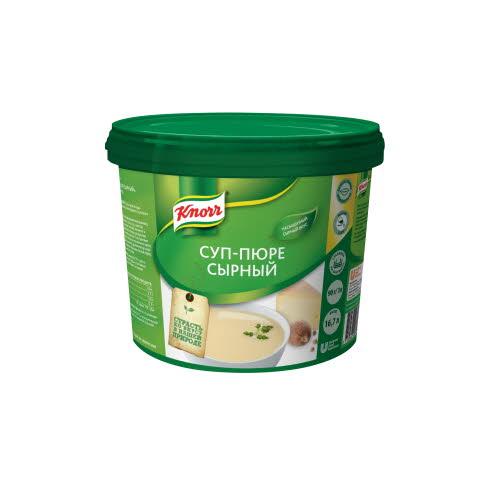 KNORR Суп-пюре сырный (1,5кг)