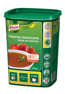 KNORR Суп-пюре томатный (0,9кг)