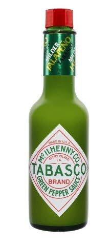 TABASCO® Зелёный перечный соус (150 г)
