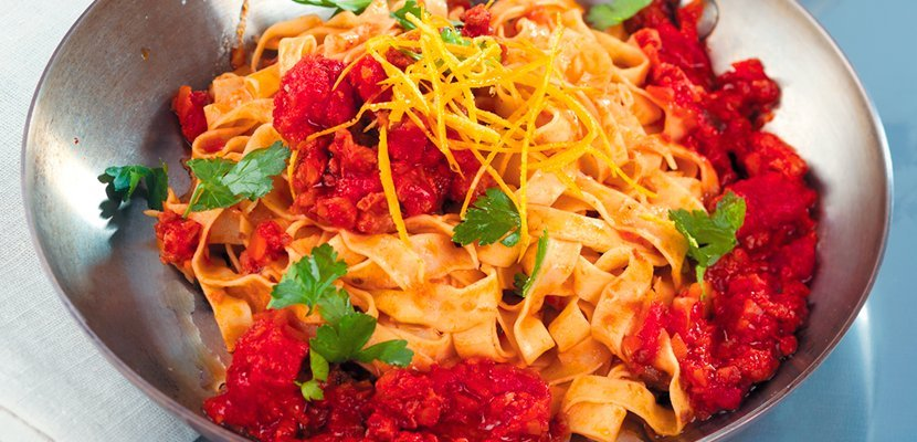 Итальянские томаты кубиком (2,55кг) - Больше спелых томатов