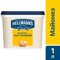 HELLMANN'S Майонез Настоящий (1л)