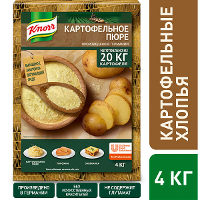 KNORR Картофельные хлопья (4кг)