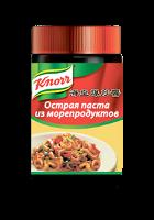 KNORR Cоус на основе растительных масел Острая паста из морепродуктов (500г)