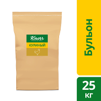 KNORR PROFESSIONAL Бульон Куриный Сухая смесь (25 кг)