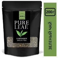 PURE LEAF зеленый чай листовой Gunpowder (200г)
