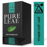 PURE LEAF травяной напиток в пакетиках Peppermint (20шт)