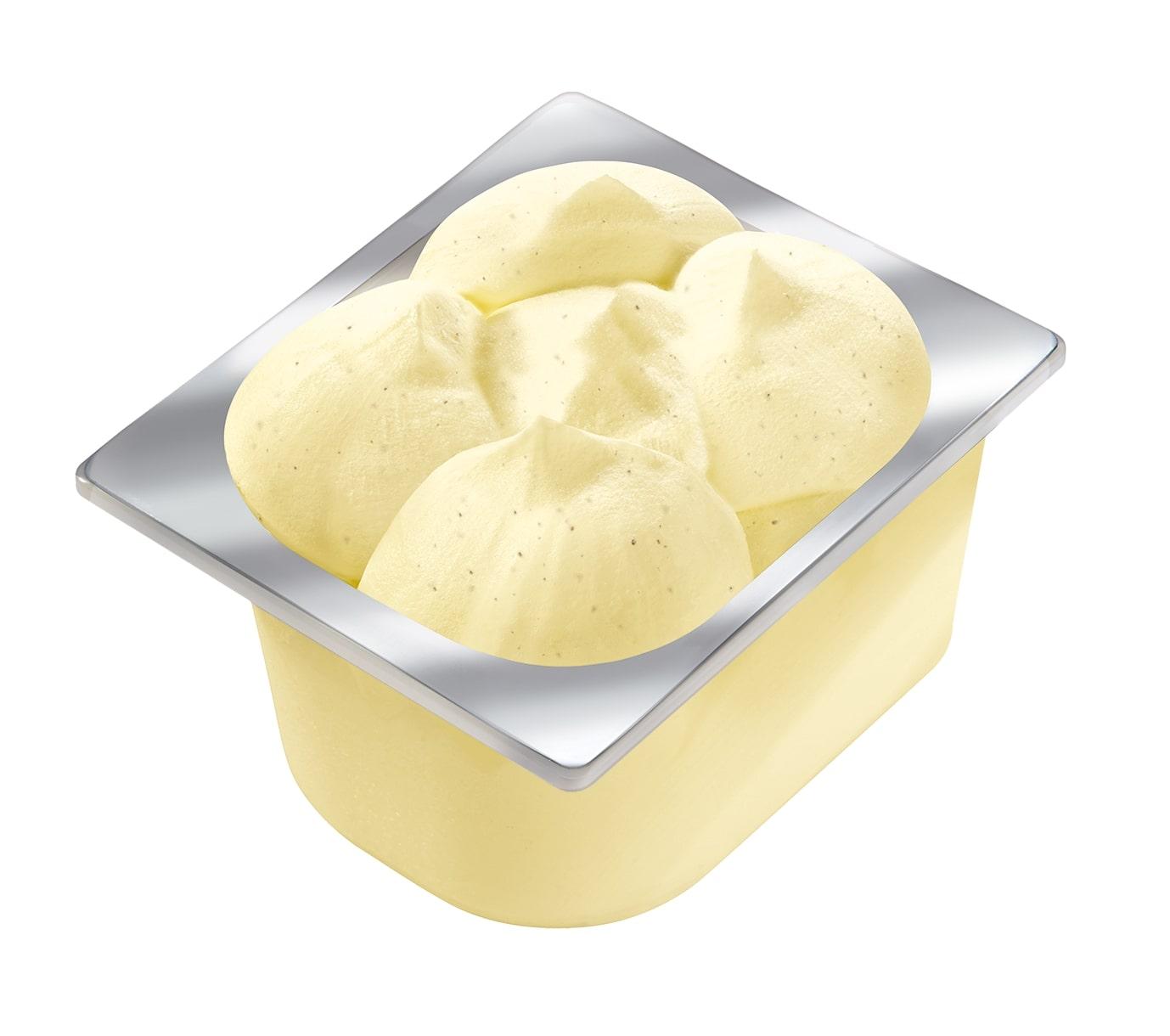 Carte D'Or Замороженный десерт Ваниль (1410 г) - Натуральный пломбир с насыщенным сливочным вкусом.