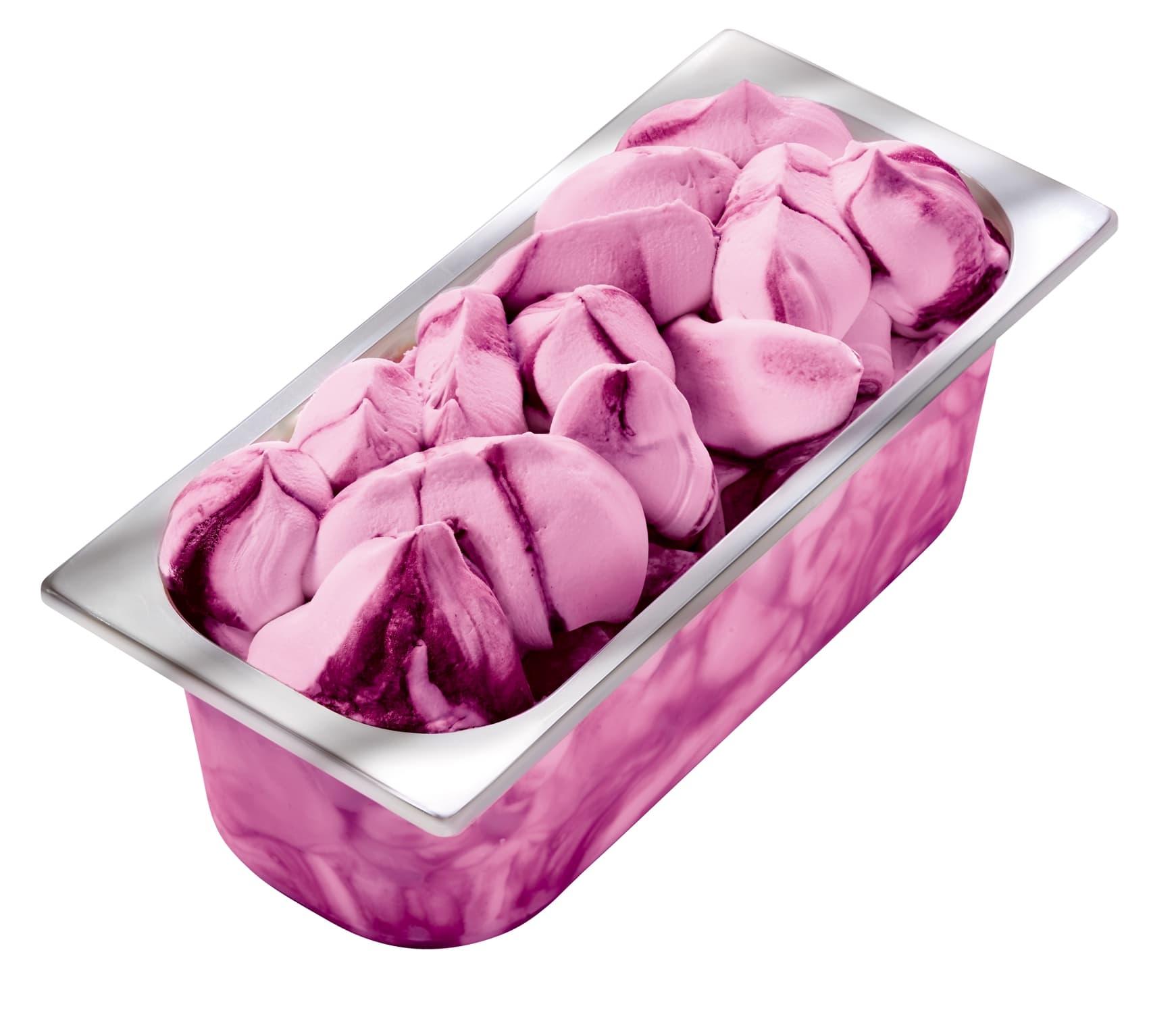 Carte D'Or Замороженный десерт Сладкая вата и маршмеллоу (2960 г) - Необычное сочетание!