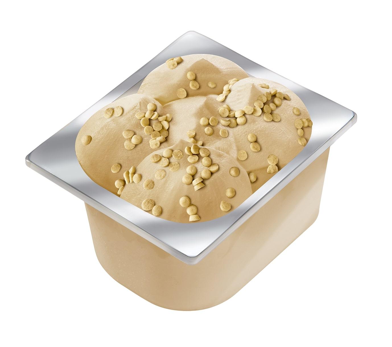 Carte D'Or Мороженое Карамель (1375 г) - Содержит кусочки сливочной карамели и карамельный сироп