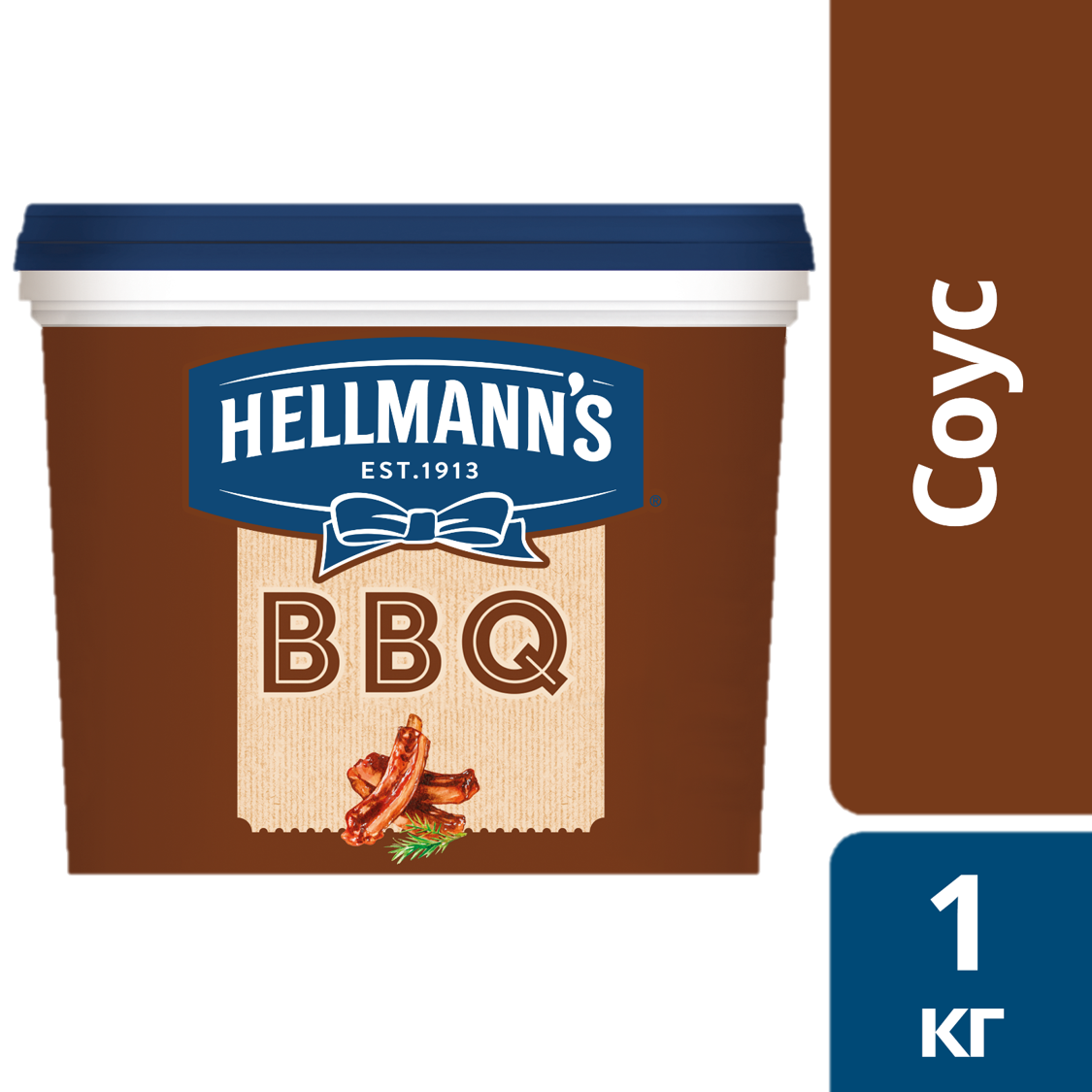 Hellmann's Соус Барбекю, 1 кг