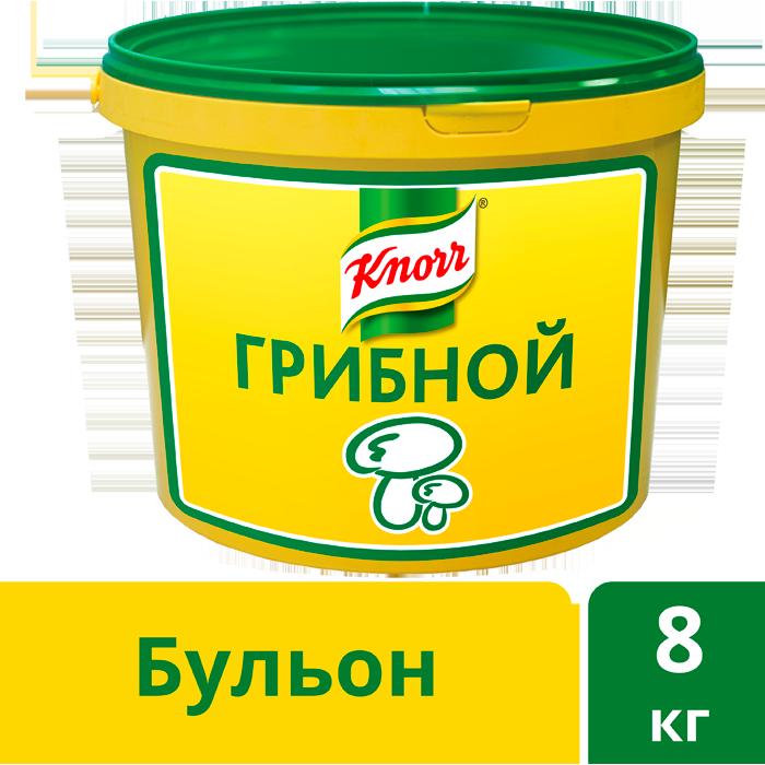 KNORR Бульон грибной Сухая смесь (8кг)