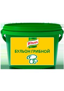 KNORR Бульон грибной (2кг) - Бульоны KNORR придадут Вашим блюдам насыщенный вкус и аромат.