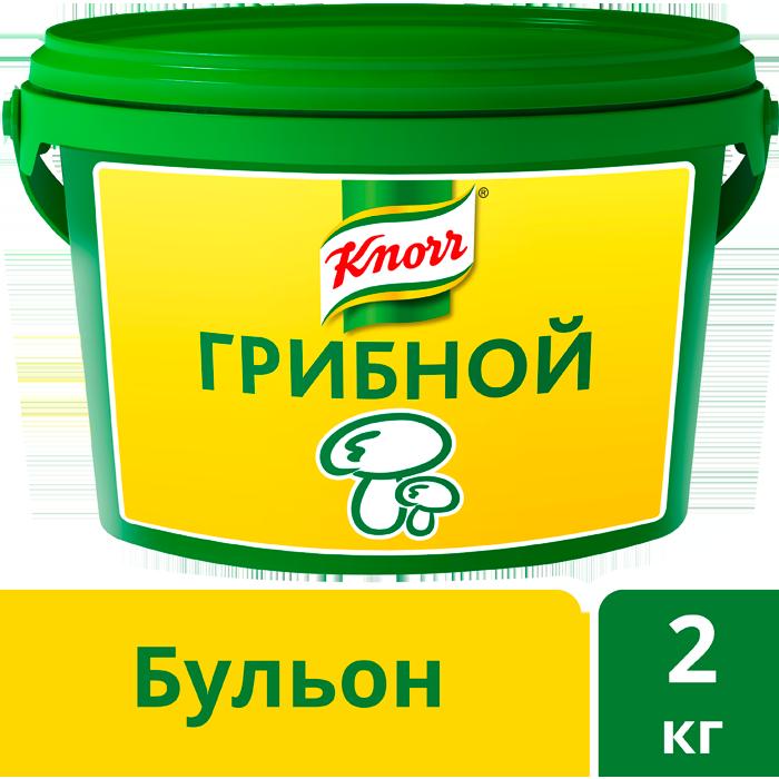 KNORR Бульон грибной (2кг)