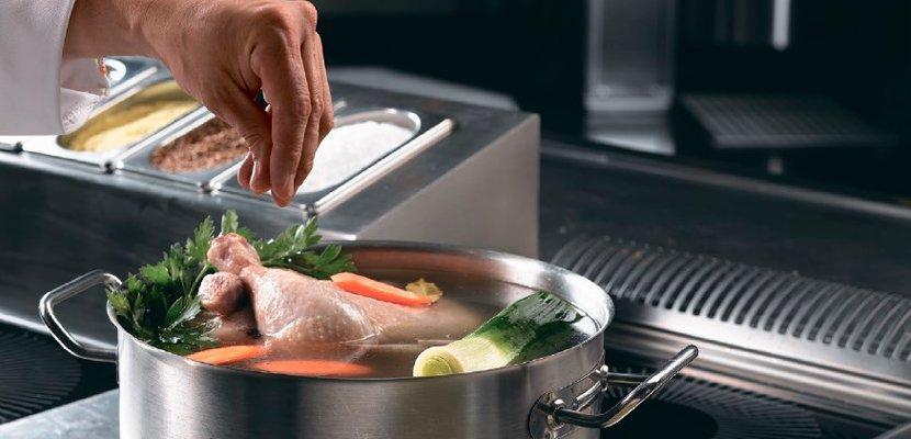 KNORR Бульон куриный Сухая смесь (2кг)  - Идеальный вкус Ваших блюд.