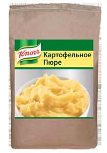 KNORR Картофельное пюре Сухое (10кг) - Картофельное пюре KNORR изготовлено в Германии из отборного картофеля.