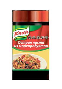 KNORR Острая паста из морепродуктов (0,5кг)