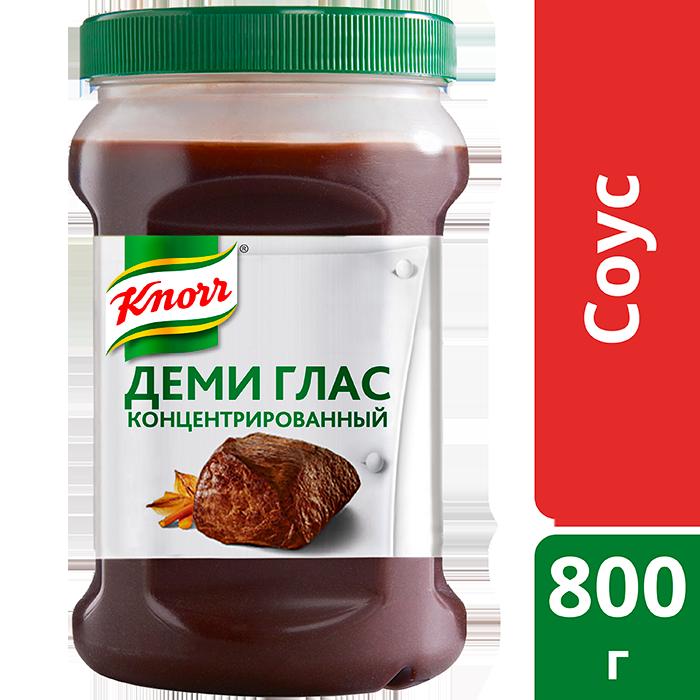 KNORR Соус Деми-Глас Концентрированный (800г)