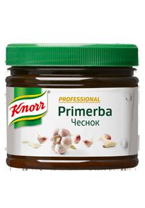 KNORR Primerba Приправа в растительном масле Чеснок (340г)