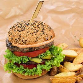 Двойной бургер