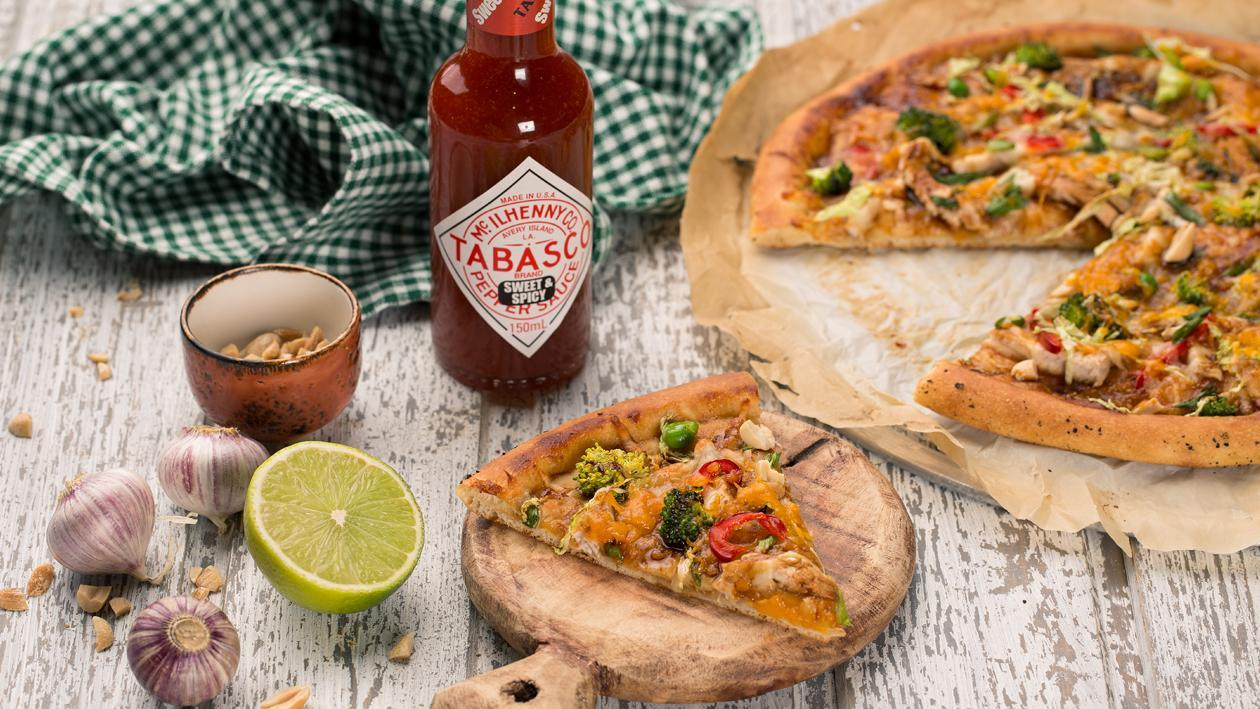 Пицца Терияки BBQ