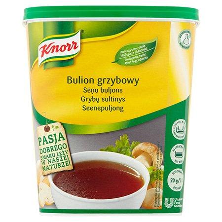Knorr Бульйон Грибний суха суміш 1 кг -