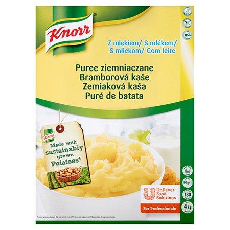 Knorr Картопляне пюре з молоком 4 кг -