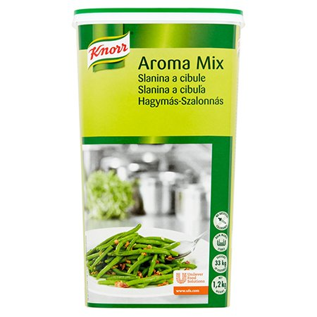 Knorr Приправа Aroma Mix з беконом та цибулею 1.2кг -
