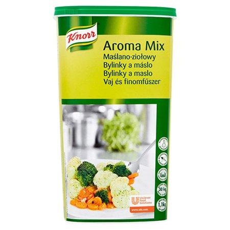 Knorr Приправа Aroma Mix з маслом і травами 1,1 кг  -