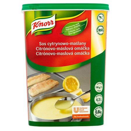 Knorr Соус Лимонно-масляний суха суміш 0,8 кг