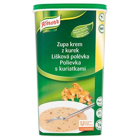 Knorr Суп-пюре з Лисичок суха суміш 1 кг -