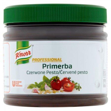 Knorr Professional Трави в олії Primerba Червоний Песто 340 г -