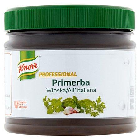 Knorr Professional Трави в олії Primerba Італійські трави 340 г -