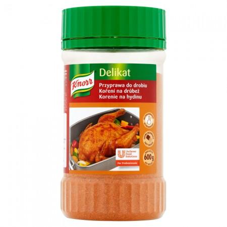Knorr Приправа Делікат до Птиці 0,6 кг - Добре підібрані спеції є секретом смачної птиці