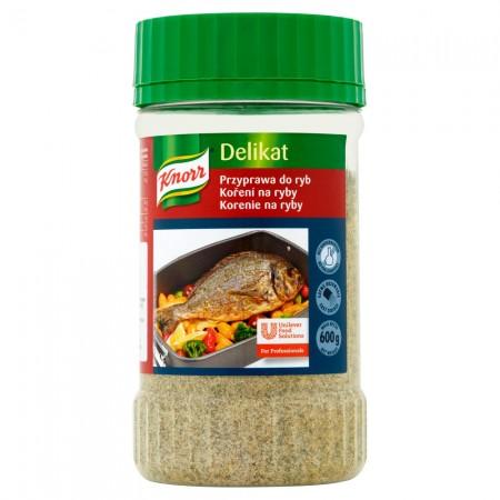 Knorr Приправа Делікат до Риби 0,6 кг - Добре підібрані спеції є секретом смачної риби