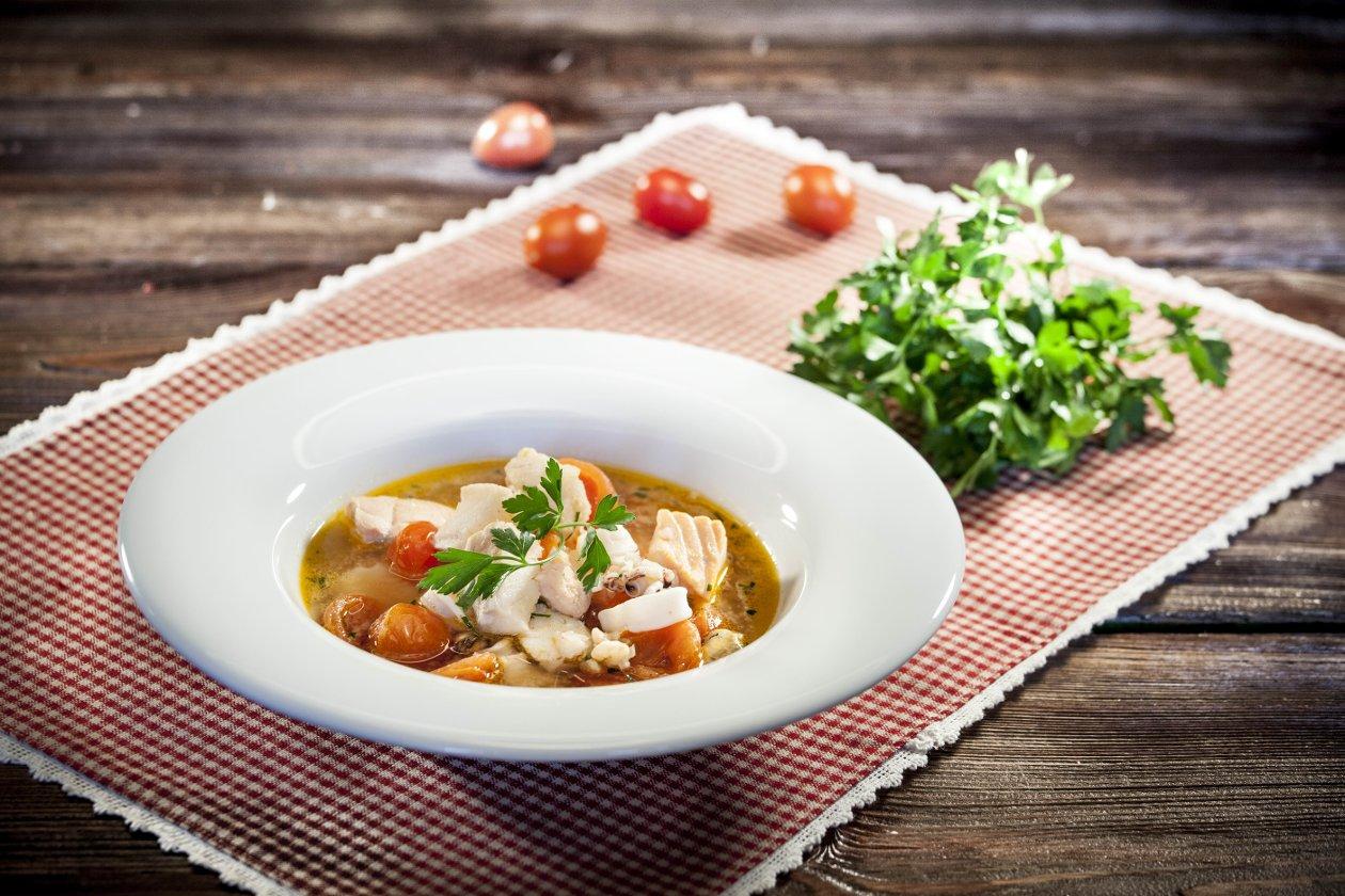 Нежирний рибний суп – Рецепти