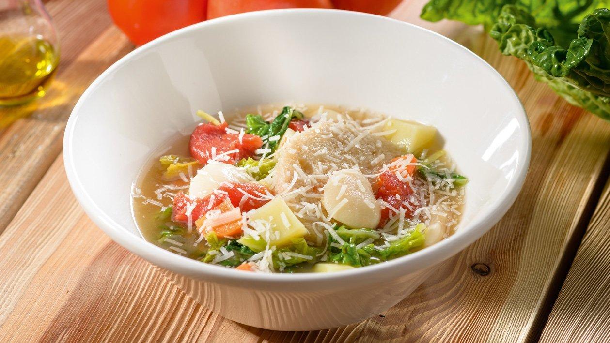 Ріболіта — тосканський квасолевий суп – Рецепти