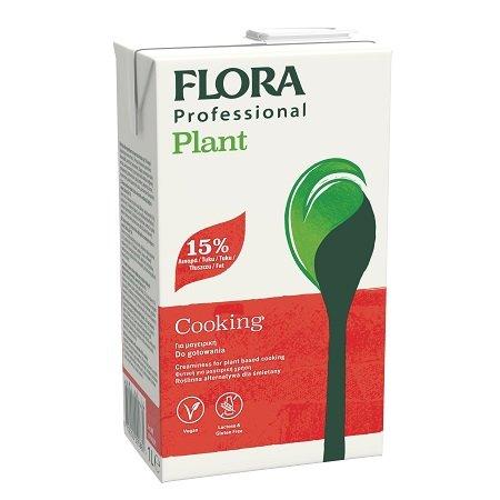 FLORA Professional PLANT (rastlinná) 15 % Na varenie -