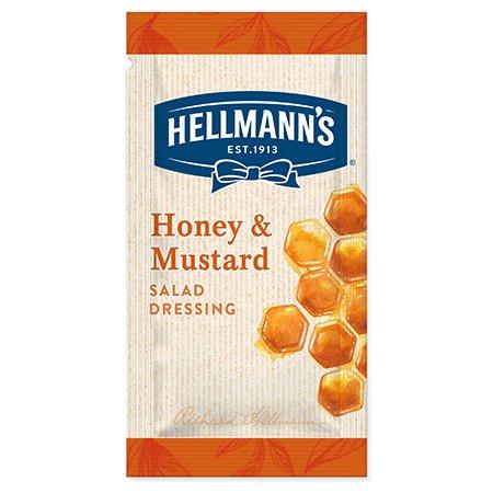 Hellmann's Dresing Medovo-horčicový - porcie 50 x 30 ml