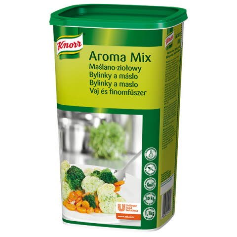 Knorr AromaMix Bylinky&Maslo 1,1kg
