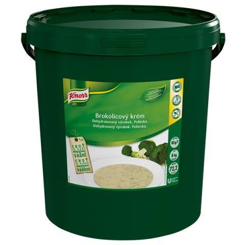 Knorr Brokolicový krém 6kg -