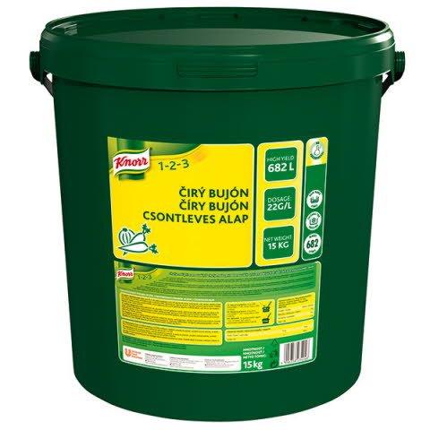 Knorr Číry bujón 15 kg -