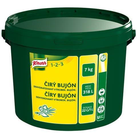 Knorr Číry bujón 7kg -
