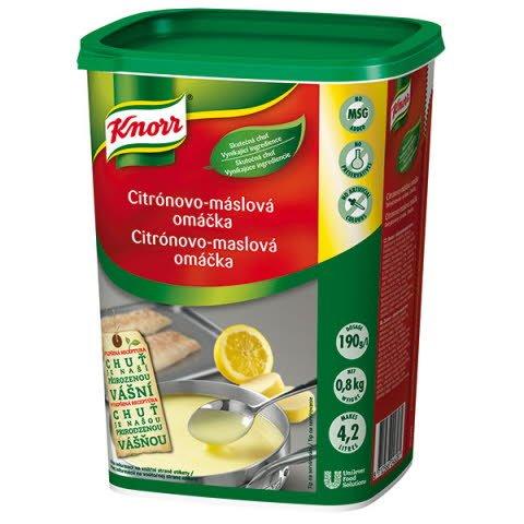 Knorr Citrónová - omáčka 0,8kg -