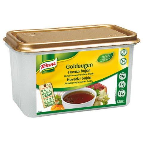 Knorr Goldaugen Hovädzí bujón 3kg -