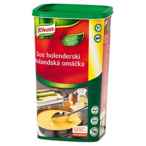 Knorr Holandská omáčka 1kg -