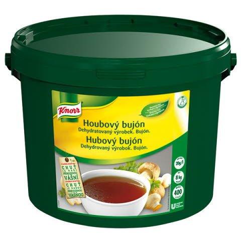 Knorr Hubový bujón 8kg -