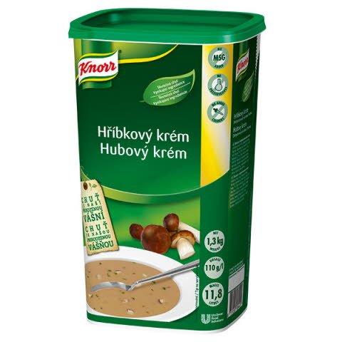 Knorr Hubový krém 1,3kg